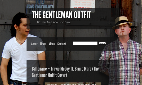 The Gentleman Outfit
